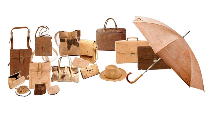 コルク商品(Products of Cork)
